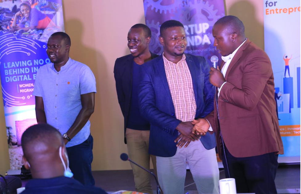 Startup Uganda concludes its first Innovation Challenge (#SUInnovates) with three winners.